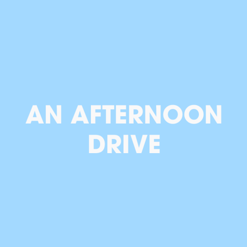 An Afternoon Drive | An English Short Story By Edivania Lopes