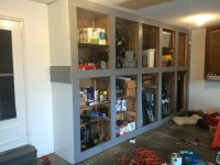 Diy Garage Cabinets To Make Your Garage Look Cooler - Elly ...