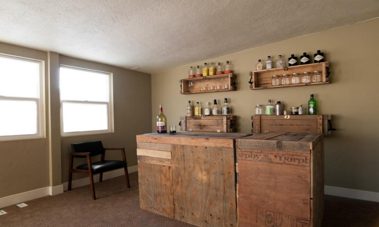 Coolest Diy Home Bar Ideas  Ellys DIY Blog