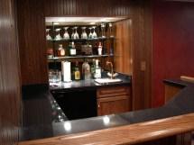 Home Bar Cabinet Design Ideas