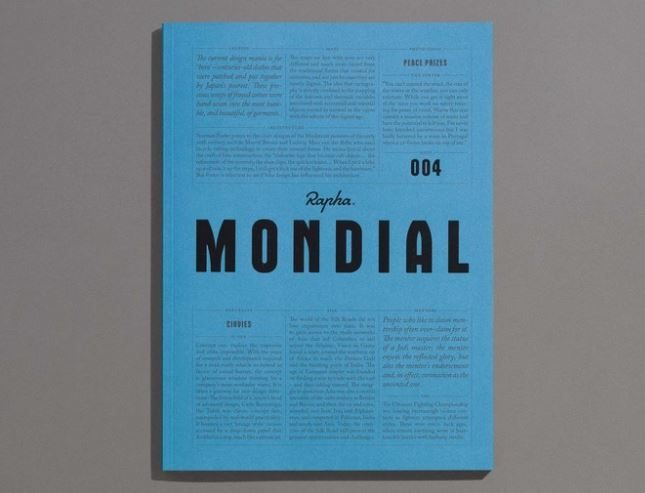 Mondial by Rapha: #4