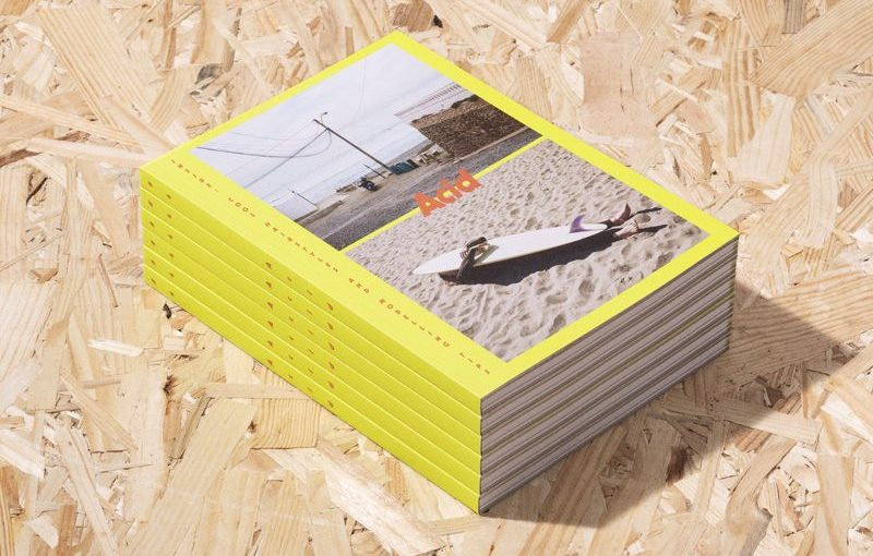 """ACID"" un magazine sul surf"