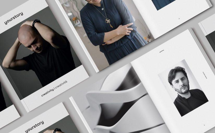 INDEPENDENT PRESS FAIR: Lorenzo Morandi racconta il progetto YourStory