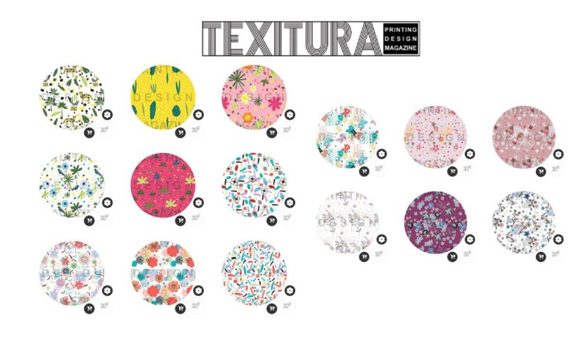 Texitura il magazine che descrive l'arte di costruire i tessuti