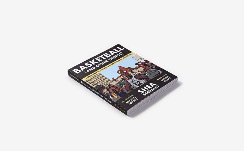 Un fantastico libro illustrato sul mondo del basket e i suoi campioni