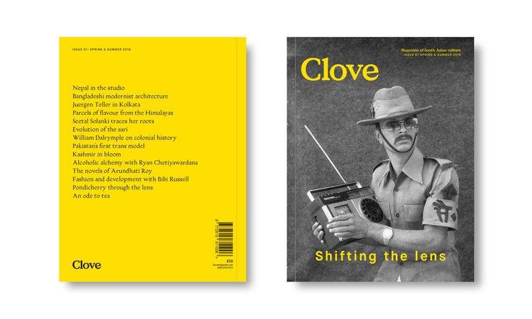 """Il nuovo magazine """"Clove"""" vi porta alla scoperta della cultura dell'Asia del sud"""
