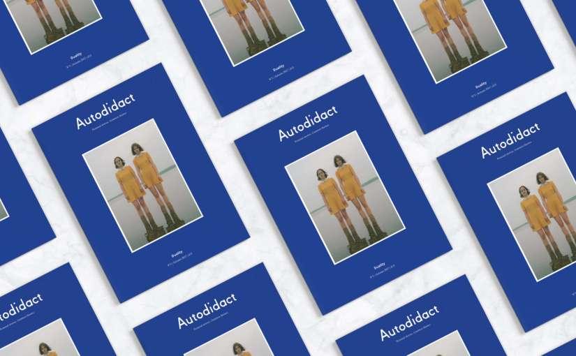 """""""Autodidact"""" è un magazine rigoroso ma creativo che lascia parlare cercando le risposte"""