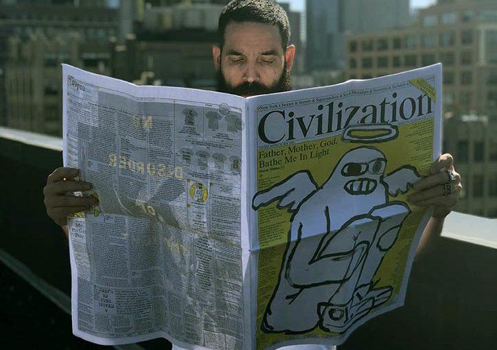 Un nuovo magazine con molto giallo in formato quotidiano tutto dedicato alla Grande Mela