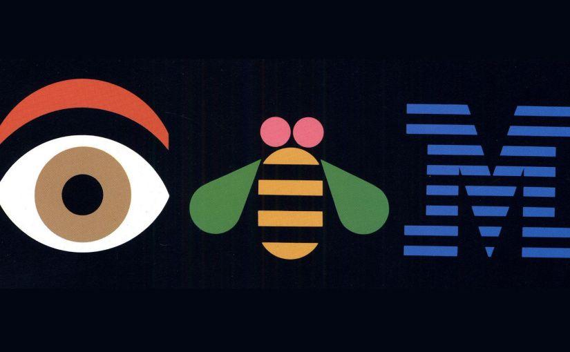 Una mostra celebra Paul Rand attraverso i poster di servizio creati dai dipendenti della IBM