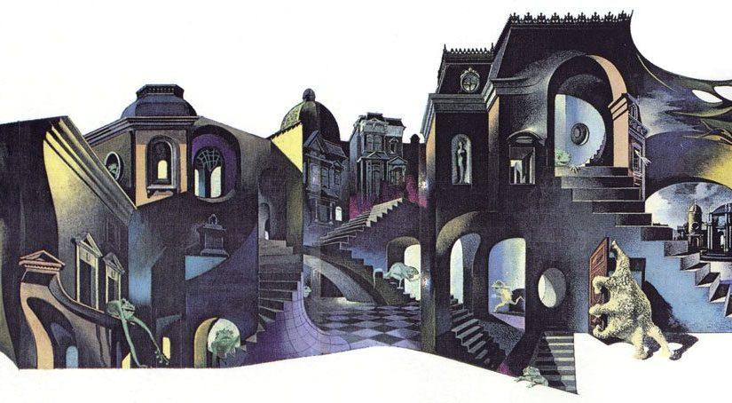 Karel Thole ovvero la nascita della grafica di fantascienza