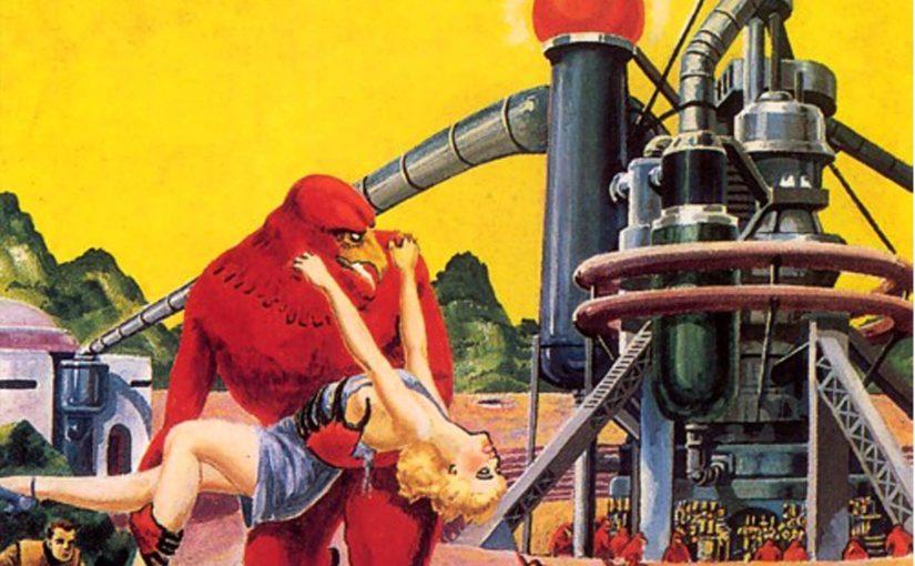 Frank Rudolph Paul, ovvero il grafico fra il pulp e la fantascienza