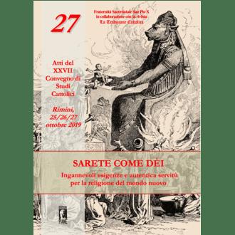 27° Convegno di studi cattolici
