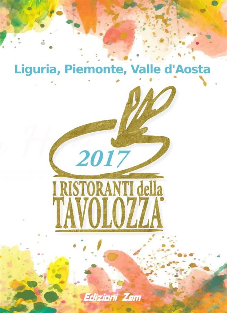 Presentazione della guida ai ristoranti della tavolozza 2017