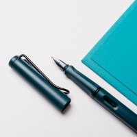 Lamy Safari Petrol Fountain Pen Review