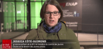 Entrevue avec Jessica Côté-Guimond, membre du comité jeunes d'EDJeP