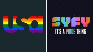 SyFy and USA To Air Programming for Pride Month!