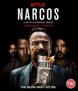 Netflix Renews NARCOS for Season Three But Without a Major Character!