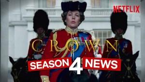 Watch: THE CROWN Season 4 Trailer