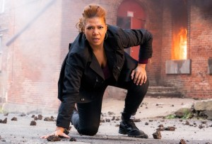 Queen Latifah is the Action Star We've Been Waiting For on THE EQUALIZER