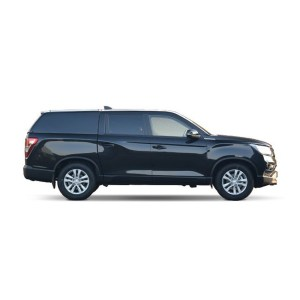 """Hardtop Profesional """"Closed"""" SsangYong Musso '18 - Prezent"""