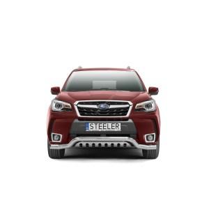 Bullbar Omologat - Low 2 Subaru Forester '13 - Prezent