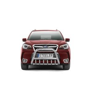 Bullbar Omologat - Model 3 Subaru Forester '13 - Prezent