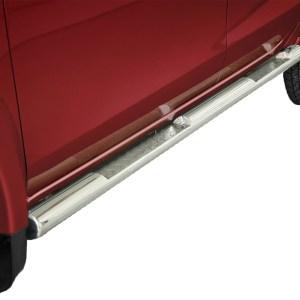 Praguri cu treaptă din Inox - Fiat Fullback '15 - Prezent