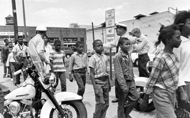 Children's Crusade 1963