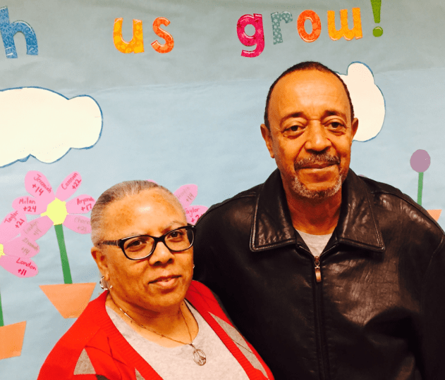 Grandparents talk about School Choice.