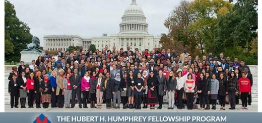 منح دراسية للطلاب الدوليين hubert humphery