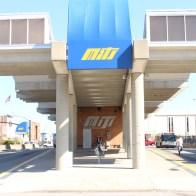 MITS station, modern