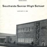 Southside High School, 1963, DMR Photo