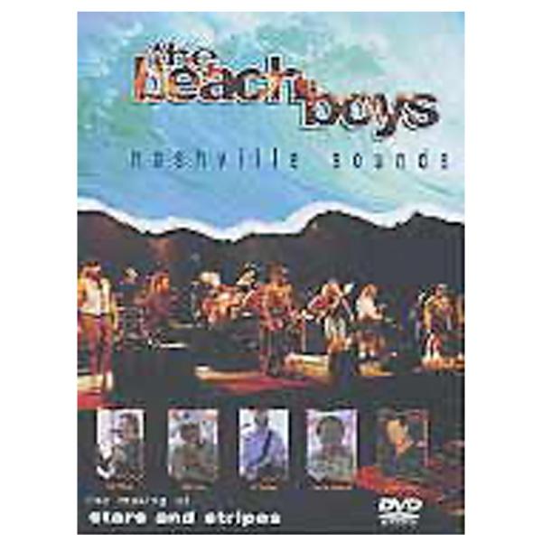 the beach boys ~ nashville sounds the making of stars & stripes~