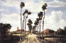 ミッデルハルニスの道