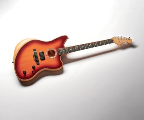 Fender American Acoustasonic Jazzmaster 1