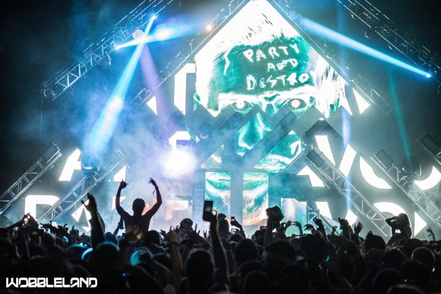 Wobbleland Philadelphia 2019 (EDM.com Feature) -- Vital Events & Unlocked Presents