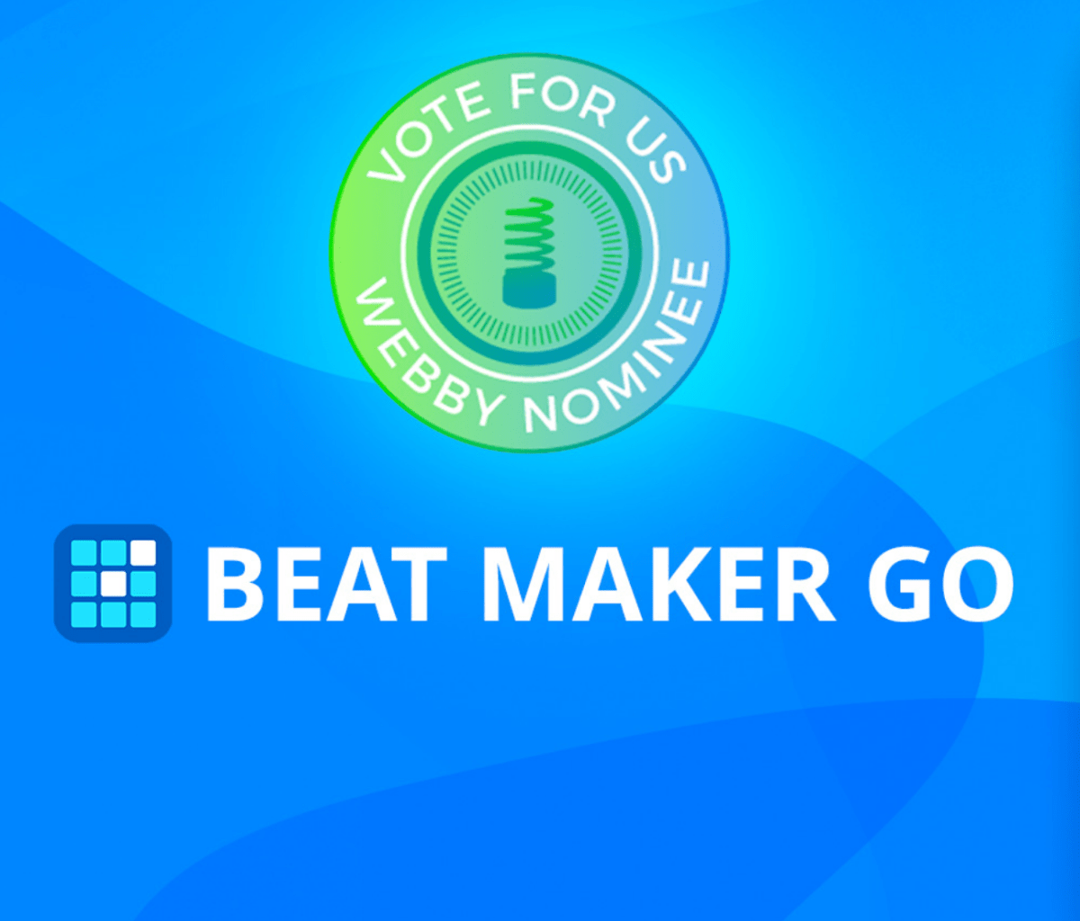 Beat Maker Go Nominated For Best Music App In The 23rd