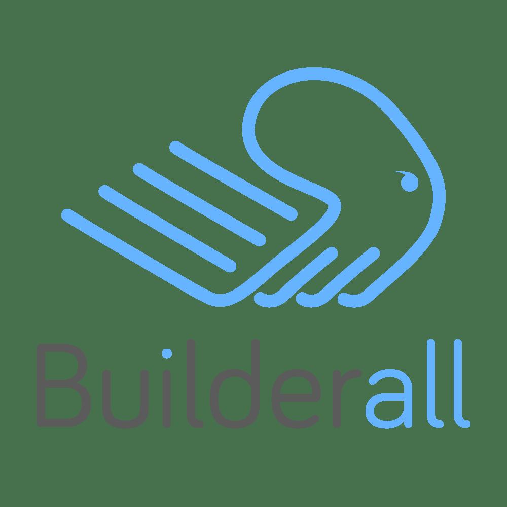 Logo Builderall - Branco