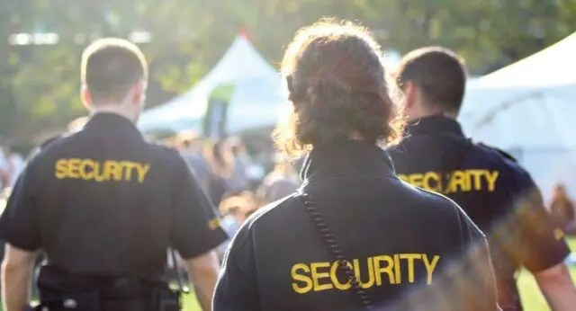 Music Event Security