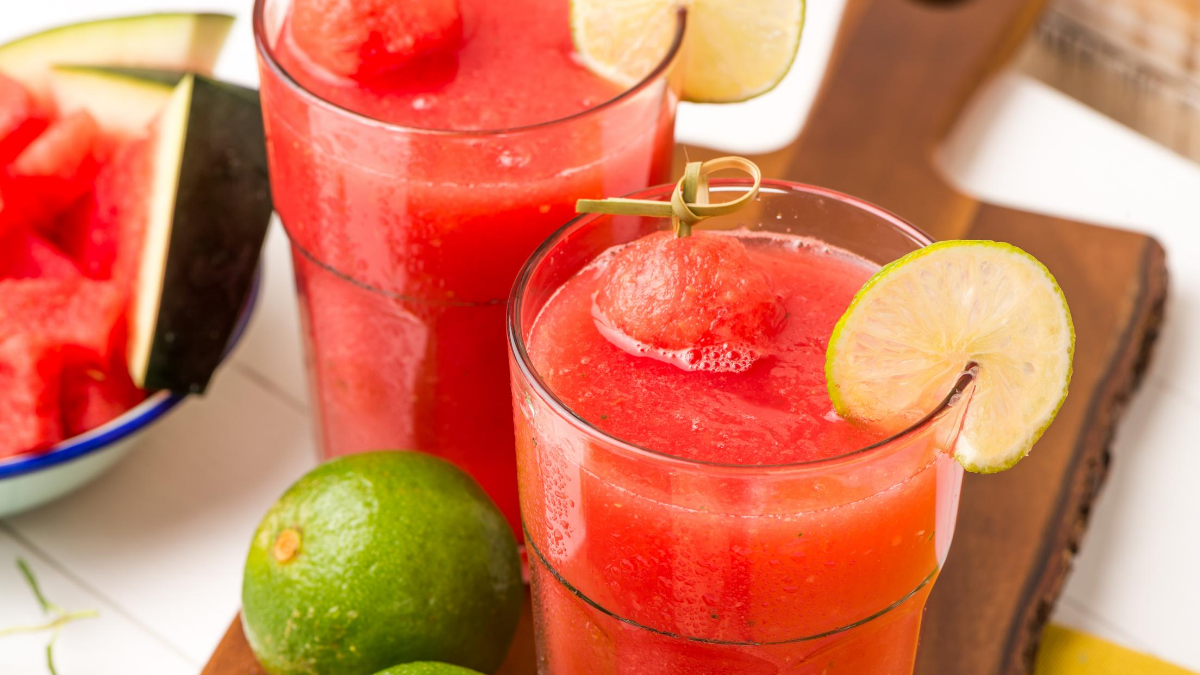 The Natural viagra [Water Melon Smoothie]