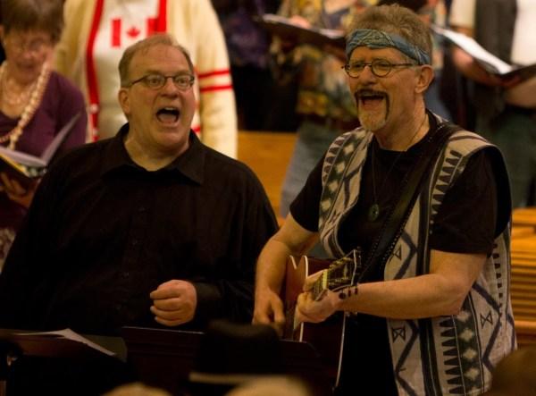 EdMetro Chorus - Lets Sing Out - David Garber and Kevin Smith - Mark Whittington