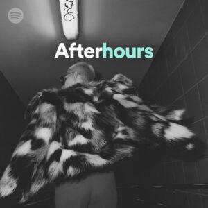 Afterhours Tracks October 2020