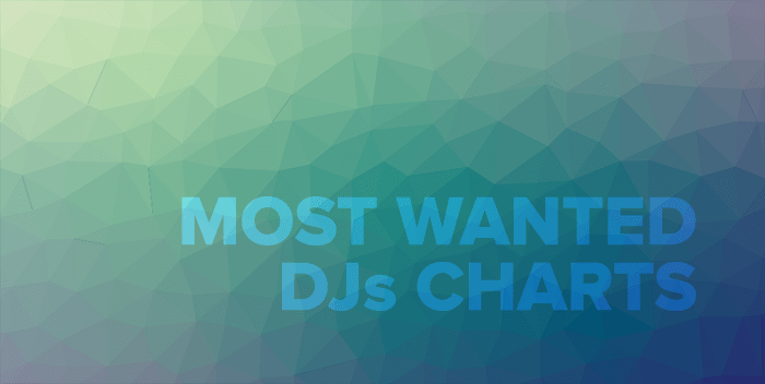 Most Wanted DJs Charts (Edition 102)