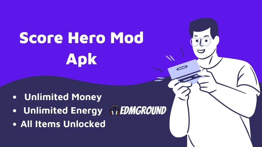 Download Score Hero Mod Apk Unlimited Everything