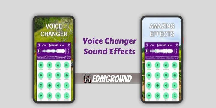 Voice Changer Sound Effects