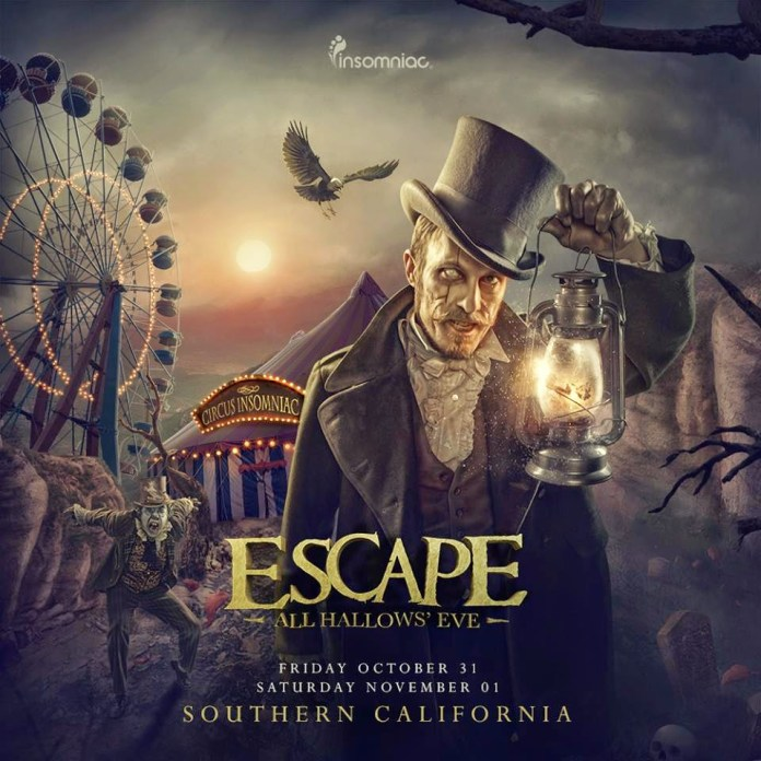 Escape: All Hallows Eve 2014