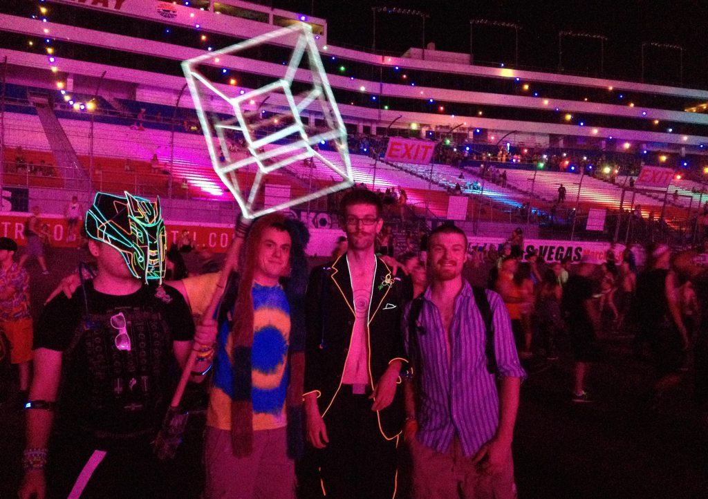 2014 group tesseract zach huffman