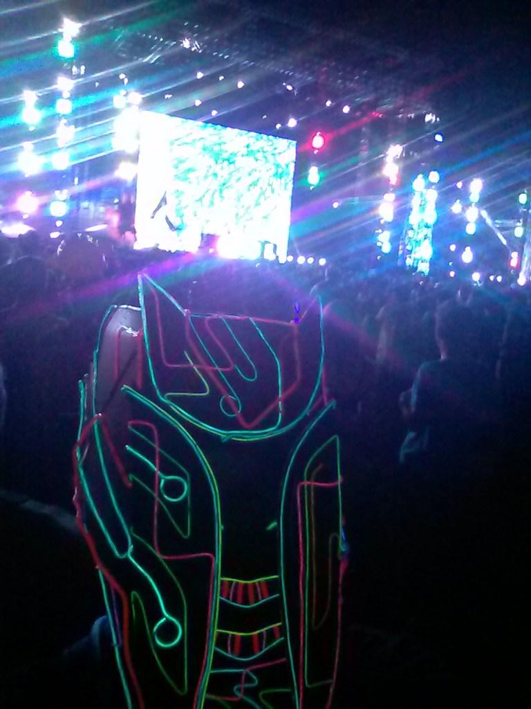 EDC 2014 zach huffman