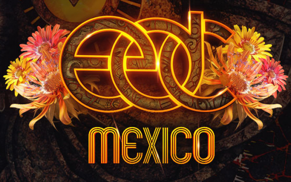 EDC Mexico Lineup Released!