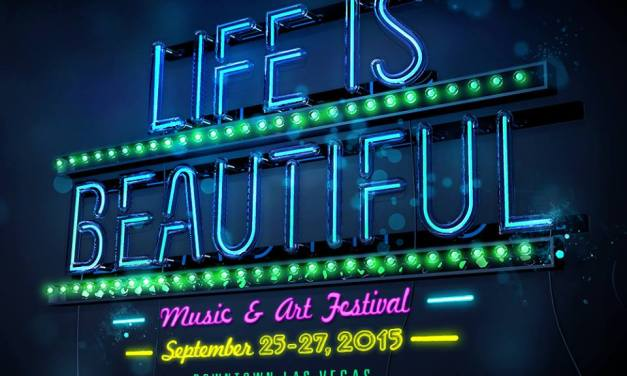 Life Is Beautiful 2015 || Lineup Announcement